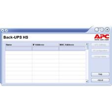 Back-UPS HS v1.0.0 Management Tool