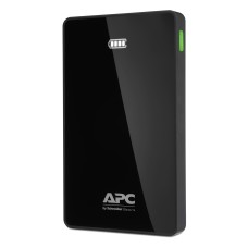 APC Mobile Power Pack, 10000mAh Li-polymer, Black (EMEA/CIS/MEA)