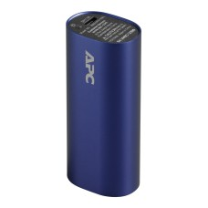 APC Mobile Power Pack, 3000mAh Li-ion cylinder, Blue (EMEA/CIS/MEA)