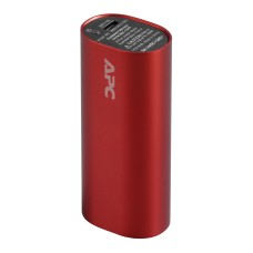 APC Mobile Power Pack, 3000mAh Li-ion cylinder, Red (EMEA/CIS/MEA)