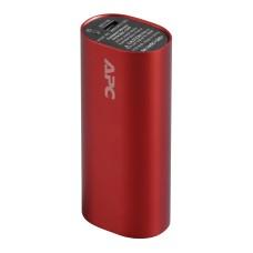 APC Mobile Power Pack, 3000mAh Li-ion cylinder, Red (EMEA/CIS/MEA)