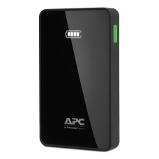 APC Mobile Power Pack, 5000mAh Li-polymer, Black (EMEA/CIS/MEA)