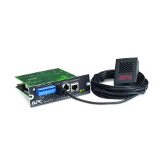 UPS Network Management Card w/ Environmental Monitoring & Out of Band Management - AP9618